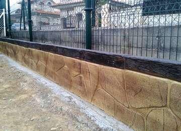 Piedra Tematizada -  OBRA EN ARGONOS,CANTABRIA,2014