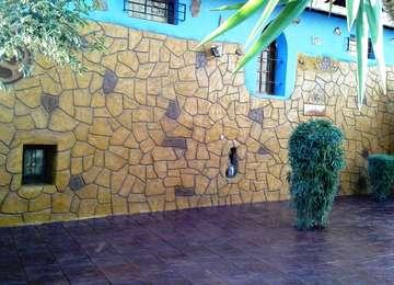 Piedra Tematizada -  OBRA EN BEDIA,2014,VIZCAYA