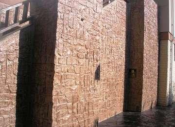 Muro de Mamposteria