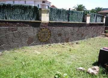 Piedra Tematizada -  MERUELO,CANTABRIA,2012