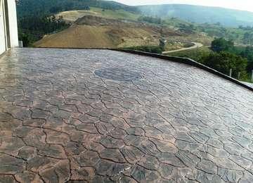 Cantera cerdena (piedra irregular) 75x75cm