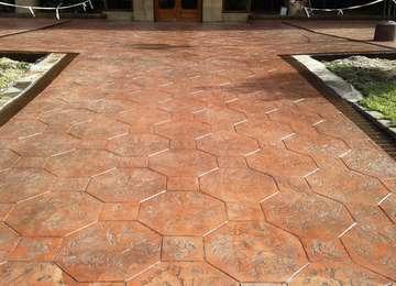 Tarifa octogonal 84x60cm